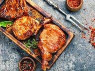 Рецепта Марината за крехко свинско контра филе на скара или грил тиган с арабска марината